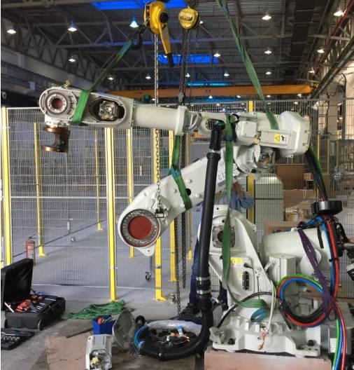 ABB|库卡|安川|爱普生机器人减速机